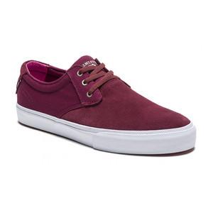 Lakai Marc Johnson Skate Shoe — Port Suede