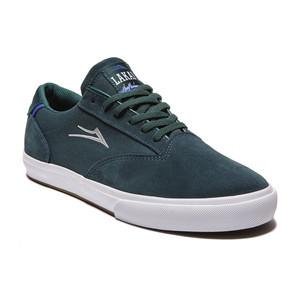 Lakai GuyMar Skate Shoe — Pine Suede