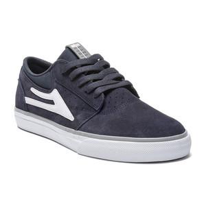 Lakai Griffin Skate Shoe - Midnight Suede