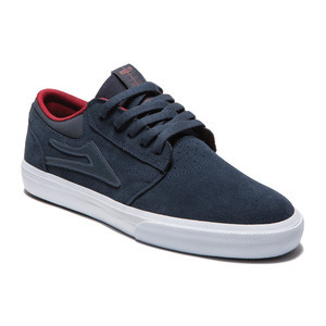 Lakai Griffin Skate Shoe - Midnight Suede