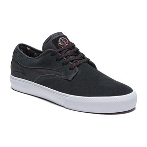 Lakai x Indy Riley Hawk Skate Shoe - Charcoal