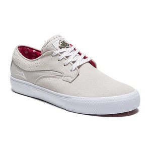 Lakai x Indy Riley Hawk Skate Shoe - White