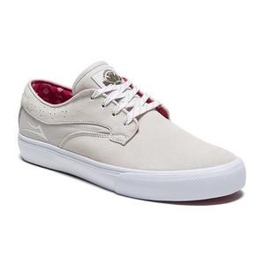 Lakai x Indy Riley Hawk Skate Shoe - White