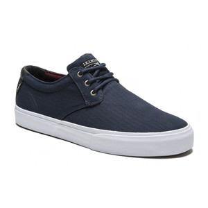 Lakai Marc Johnson Skate Shoe - Midnight