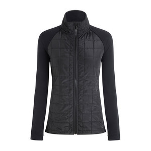 Le Bent Genepi 260 Mid Layer Jacket - Black
