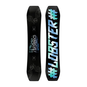 Lobster Eiki Helgason Pro Model 151 Snowboard 2018