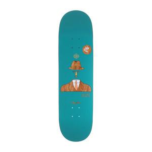 """Magenta Jimmy Magritte 8.5"""" Skateboard Deck"""