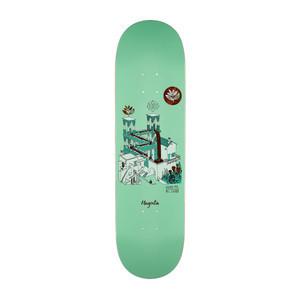 "Magenta Vivien Escher 8.125"" Skateboard Deck"