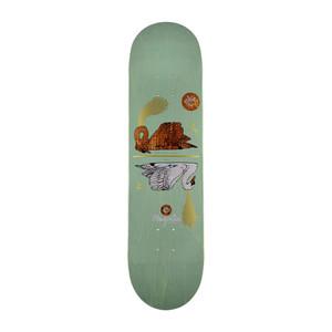 "Magenta Soy & Vivien Energy 8.4"" Skateboard Deck"