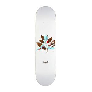 "Magenta Parrot 8.5"" Skateboard Deck"
