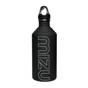 Mizu M12 Water Bottle — Black/White