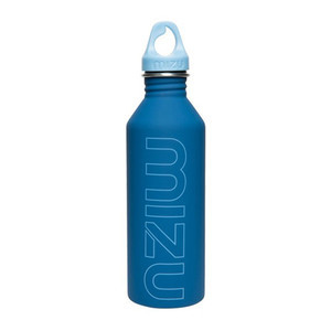 Mizu M8 Water Bottle - Blue/Blue