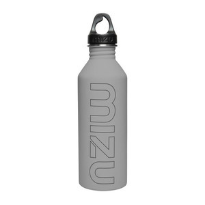 Mizu M8 Water Bottle - Grey/Black