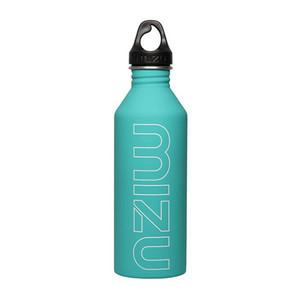 Mizu M8 Water Bottle - Mint/White