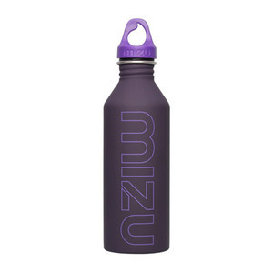 Mizu M8 Water Bottle - Purple/Purple