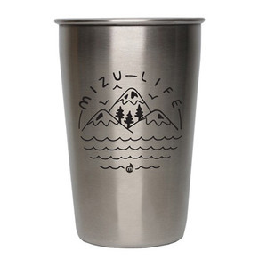 Mizu Party Cup Set (4) - Stainless Steel