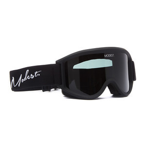 Modest. Team Goggle 2017 - Black