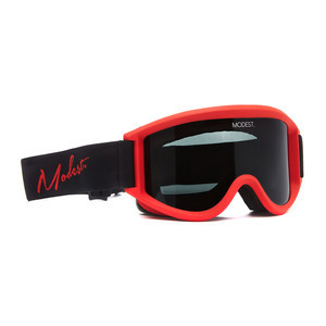 Modest. Team Goggle 2017 - Red