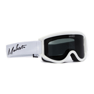 Modest. Team Goggle 2017 - White