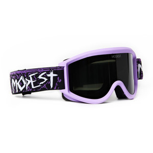 Modest. Team Snowboard Goggle 2018 - BB Kush