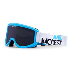 Modest. Team Snowboard Goggle 2019 - Blue