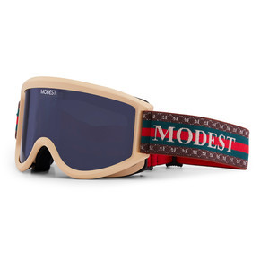 Modest. Team Snowboard Goggle 2019 - Bryan Bowler