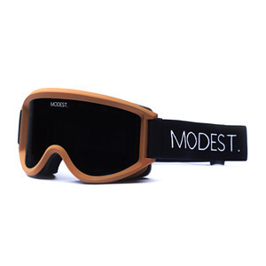 MODEST. Team Goggles - Matte Brown