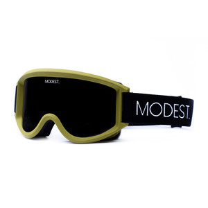 MODEST. Team Goggles - Matte Green
