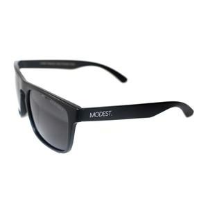 Modest. Wren Polarised Sunglasses - Black