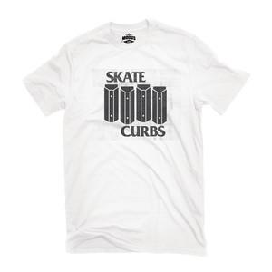 Modus Skate Curbs T-Shirt - White