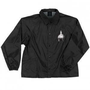 Modus Finger Coaches Jacket - Black