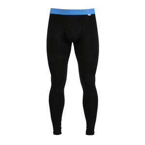 MyPakage Weekday First Layer Underwear - Black/Blue