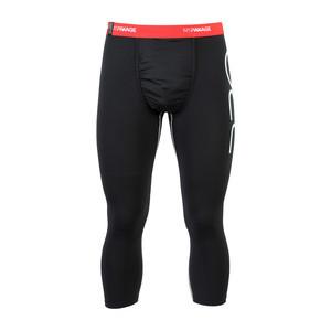 MyPakage Pro Series Boot Cut Underwear — Black/Red