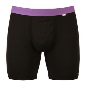 MyPakage Weekday Underwear — Black/Purple