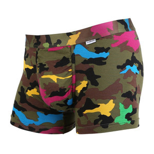 MyPakage Weekday Trunk Underwear - High Vis Camo
