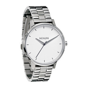 Nixon Kensington Watch - White