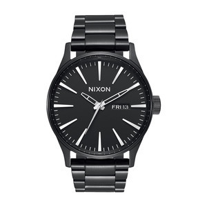 Nixon Sentry SS Watch - All Black