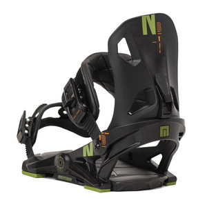 Now Brigade Snowboard Bindings 2017 - Black
