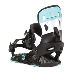 Now Conda Snowboard Bindings 2017 - Black