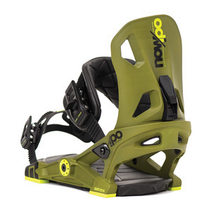Now IPO Snowboard Bindings 2017 - Army Green