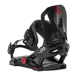 Now IPO Snowboard Bindings 2017 - Black