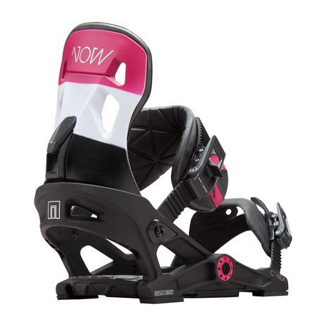 Now Conda Women's Snowboard Bindings 2018 - Black