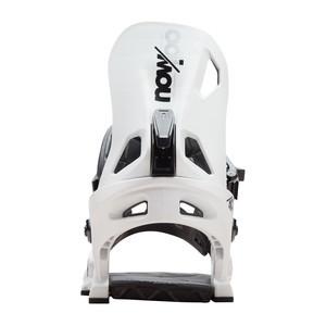 Now IPO Snowboard Bindings 2018 - White