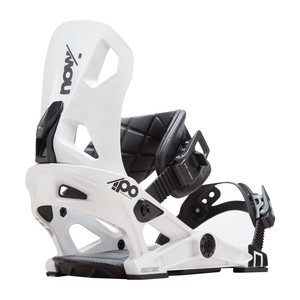 Now IPO Snowboard Bindings 2018 - White