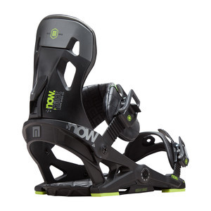 Now Pilot Snowboard Bindings 2018 - Black