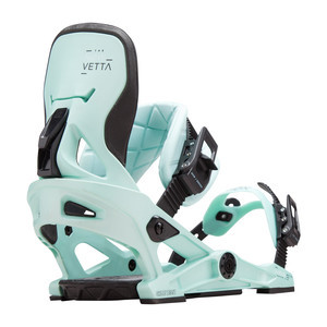Now Vetta Women's Snowboard Bindings 2018 - Blue