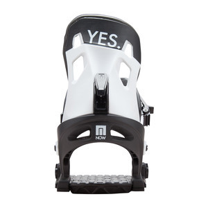 Now x YES. Collab Snowboard Bindings 2018