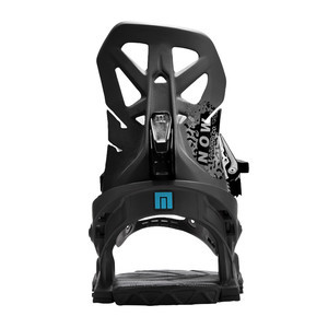 Now Brigade Snowboard Bindings 2019 - Black