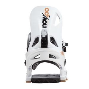 Now IPO Snowboard Bindings 2019 - White