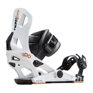 Now IPO Snowboard Bindings 2019 - White
